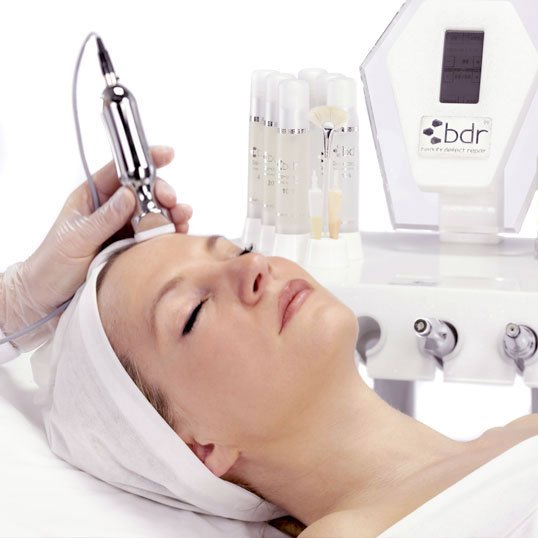 Tratamiento Facial BDR